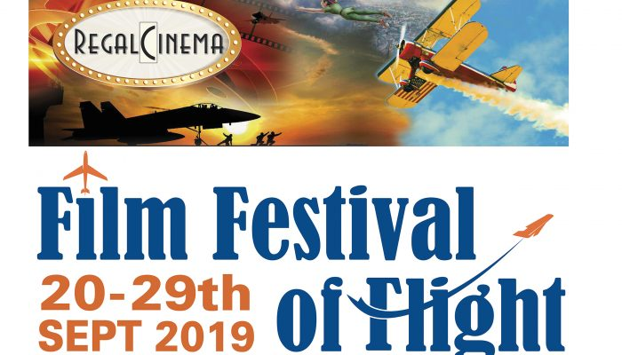Film Festival Of Flight: 20th – 29th September 2019